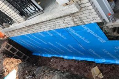 Exterior Waterpoofing